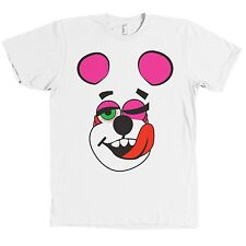Miley Cyrus Bangerz Bear AMERICAN APPAREL T Shirt Hannah Montana Tee NEW