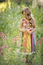 NWT NEW Boutique Persnickety Spring 2014 Garden Party Dress 4 5 6 7 8 10 12