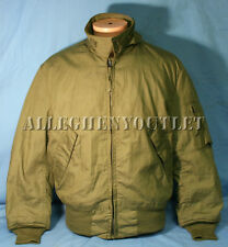 USGI Cold Weather High Temp Resistant Flyers Aircrew Bomber NOMEX JACKET MINT