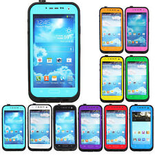 PC Waterproof Shock Dirt Snow Proof Hard Case Cover For Samsung Galaxy S4 i9500