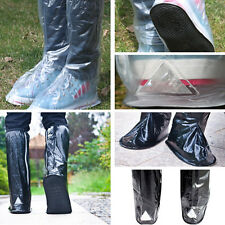 Waterproof Non-slip Motorcycle Cycling Riding Racing Biker Boot Shoes Rain Cover