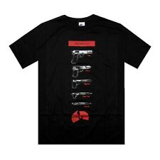Akomplice x Masta Killa Mighty Pen Tee (black) MIGHTYBLK
