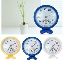 Mini Outdoor Indoor Wet Hygrometer Humidity Thermometer Temp/Temperature Meter