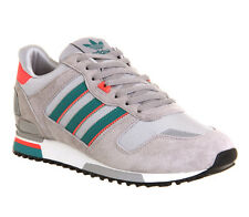 Adidas Zx700 METALLIC SILVER AQUA EXCLUSIVE Trainers Shoes
