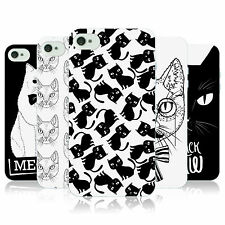 HEAD CASE PRINTED CATS SERIES 2 GEL BACK CASE COVER FOR APPLE iPHONE 4S