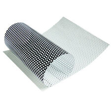 ECO SOLVENT/ SOLVENT WHITE ONE WAY VISION MEDIA, PERFORATED 180GSM [SAV1616]