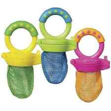 BABY MUNCHKIN FRESH FOOD FEEDER Toddler Weaning CHOOSE COLOUR New