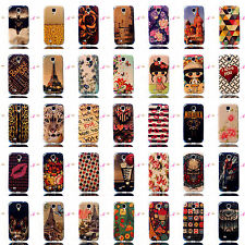 For Samsung Galaxy S4 IV I9500 Fashion Blu-ray Disk Surface TPU Case Back Cover