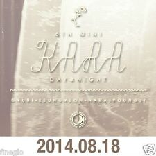 KARA - Day & Night (6th Mini Album) CD+96p Photobook+Photocard+Poster+Gift Photo
