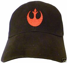 Star Wars Rebel Logo Embroidered Baseball Hat - Cap - NEW