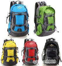 Waterproof Sports Hiking Outdoor Camping Backpack Daypack Large Shoulder Bag new
