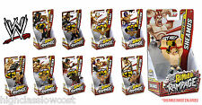WWE Rumblers Rampage Figures. Brand New In Box. Collect them all! 10 to collect