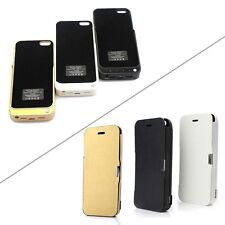 4200mAh External Battery Backup Charging Power Bank Case Cover For iPhone 5 5S