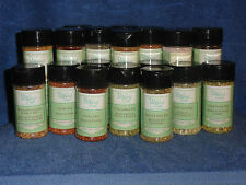 Pampered Chef Spices and Rubs