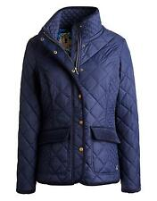 Joules Moredale Womens Quilted Jacket - Navy JLSTPW