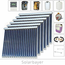 Solarbayer Complete Package - Thermal Solar Unit / Solar Heating Collector Unit