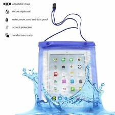 WATERPROOF CASE COVER POUCH BAG SLEEVE FOR TABLET BOOK APPLE KINDLE SAMSUNG KOBO