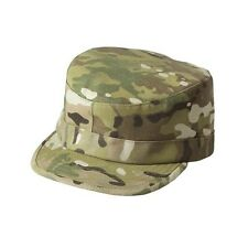 Multicam Patrol Cap US Army Spec has Name Tape & Map Pocket made by Propper