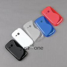 Smart Wave S-line TPU Soft Case Cover Back  Shell for Samsung Galaxy Young S6310