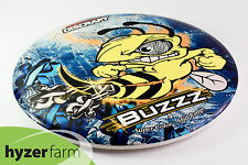 Discraft SUPERCOLOR BEE BUZZZ 2014  *pick a weight* disc golf mid Hyzer Farm