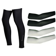1 Pair Sport Cycling Bike Bicycle Arm Warmer Cuff Sleeve Cover UV Sun Protection
