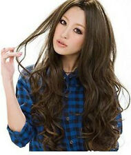 Fashionable 3 Colors Womens Girls Sexy Long Fashion wavy curly Hair Wig Hotter
