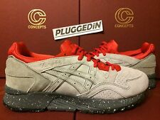 CNCPTS x ASICS GEL LYTE V 5 EMBER CONCEPTS RED ronnie fieg volcano mint cove 3
