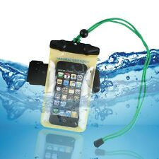 NEW Transparent Waterproof Underwater Pouch Bag Dry Case Cover For Sony HTC LG