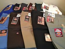NEW-Men's DICKIES Work Pants #85283 -$3.49 Shipping Then it's FREE-Various Sizes