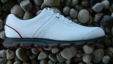 2014 FootJoy DryJoys Casual Golf Shoe Style #53503 White Spikeless