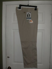 $64 Lee Modern Series Active Comfort Pants Wheat-Flexible Waist  Many Sizes!!