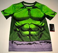 Under Armour boys Alter Ego Incredible Hulk shirt