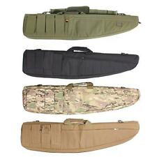 "48"" 1.2M Hunting Tactical Rifle Case Gun Storage Carry Bag Sponge Lining 4 Color"