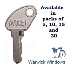 Avocet Lightning Window Handle Replacement Key (KB107)