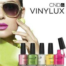 CND VINYLUX Weekly Nail Polish Lacquer 0.5oz ON SALE !!!