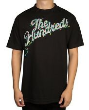 The Hundreds - Holiday Slant T-Shirt Brand New Authentic Mens Christmas Lights