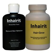 HAIR GROWTH VITAMIN LOSS THINNING PREVENTION STIMULATE NATURAL (Combo Pack)