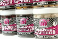 Mainline Baits High Impact 15mm Balanced Wafters - All Flavours Available