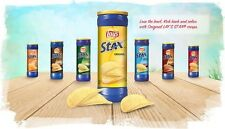 Lays Stax Potato Chips Variety Of Flavors