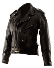 NEW!  Men's Genuine Leather Motorcycle Jacket  SIZES   XL   3X
