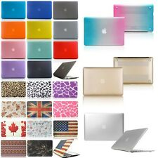 """New Rubberized Hard Case Shell Cover skin For Macbook Pro 13.3 Air 11/13"""" inch"""