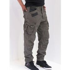 G-Star Pants Halo Rovic Tapered 81204.4104.274 Grey Men