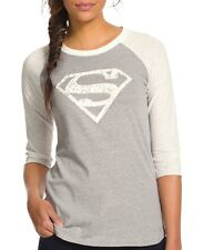 Under Armour Women's Under Armour Alter Ego Supergirl Shimmer Long Frost Sleeve