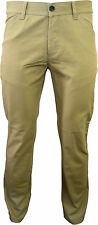 MENS BOYS DESIGNER TWISTED FAITH TF11P STRAIGHT LEG CHINO TROUSER JEANS PANTS
