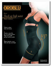 Oroblu Shock UP Boxer Long High Waist, lift the rear and slims the tummy