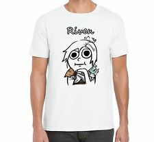 League of Legends LOL Riven Online Game Champions T shirt Tee short Sleeve