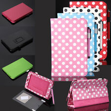 Folio PU Leather Case Magnetic Stand Cover For Google Asus Nexus 7 2012 Tablet