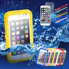 """Waterproof Shockproof Dirt Snow Proof Durable Case Cover for Apple 4.7"""" iPhone 6"""