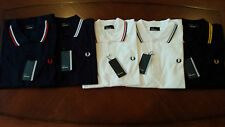 New Fred Perry Polo - With Tags