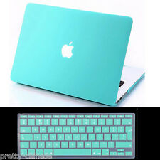 """New Tiffany Blue Hard Matte Case Cover For Macbook Air 11"""" 13"""" 15"""" Pro Retina"""